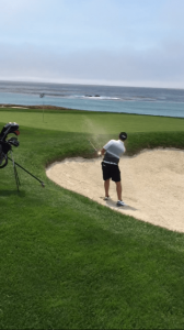Michael Leonard Golf - Pebble Beach
