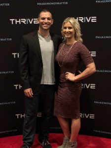 Michael Leonard - Loriana Siegel (Thrive)